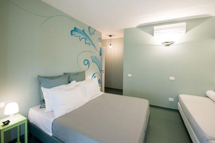 Quadrupla Luxury Oikos Bed And Breakfast